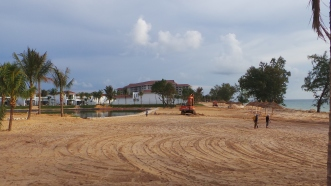 Development of Vin Pearl Phu Quoc