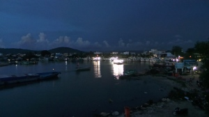Duong Dong Fishermans Harbor by Night, Phu Quoc