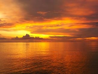 Long Beach Sunset, Phu Quoc