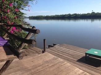 Morning on the River - Bodhi Villa - Kampot