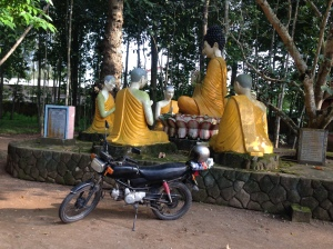 Buddha and My Motorbike
