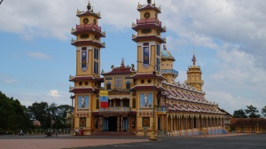 Cao Dai Temple and Seat of the Holy See