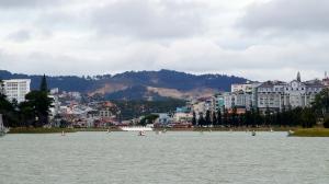 Xuan Huong Lake - Da Lat, Vietnam