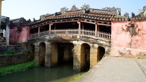 Japanese Bridge - Hoi An, Vietnam