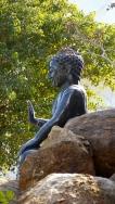 Statue of the Buddha - Linh Ung Pagoda - Da Nang, Vietnam