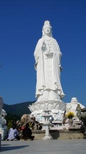 Lady Buddha - Da Nang, Vietnam