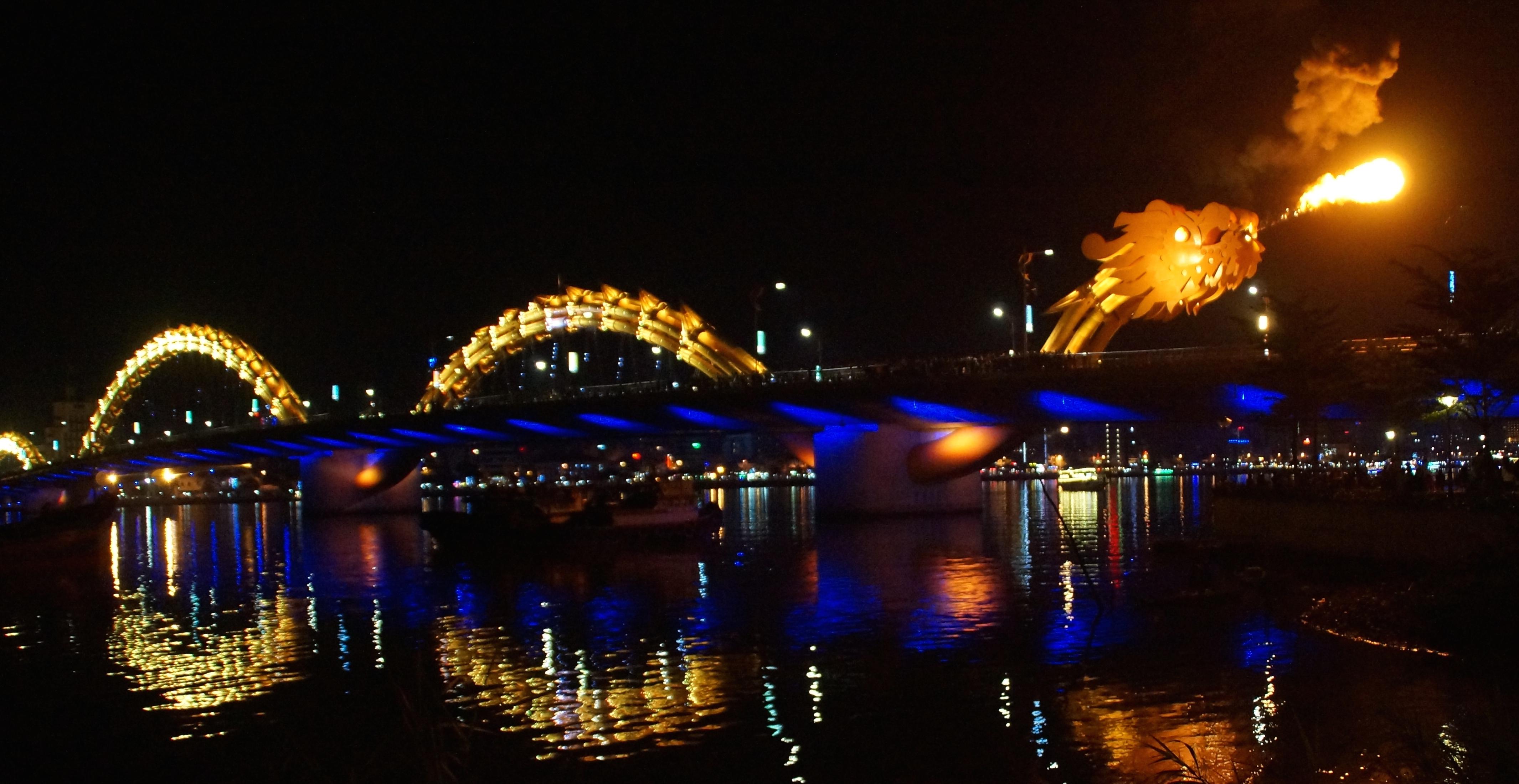 Vietnam Dragon: Dragon Bridge – Da Nang