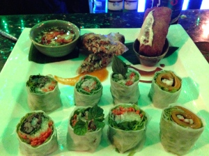 Symphony of Rolls - The Green Mango - Hoi An, Vietnam