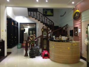 Reception - Da Nang Backpackers Hostel - Da Nang